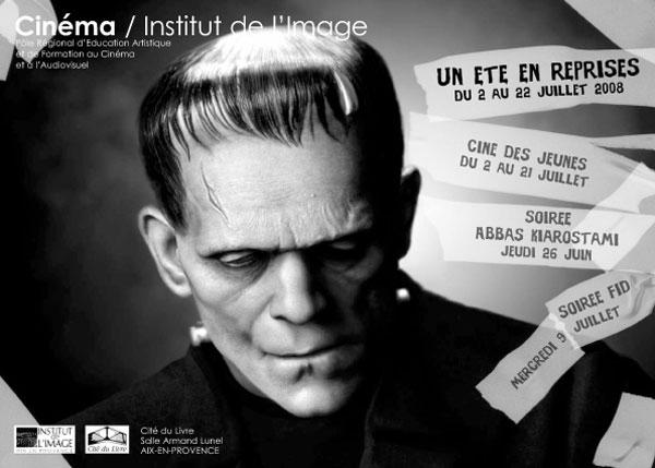 Institut de l&rsquo;image : <br>Programme mensuel